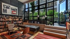 The building that's home to the most expensive apartment for sale in Brooklyn, also has this quirky, substantially cheaper studio up for grabs, now on the market for $810,000.