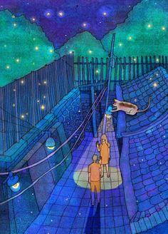Hajin Bae(soulist-aurora)(배하진)(II)... | Kai Fine Art | via Raven Wood #sparkles