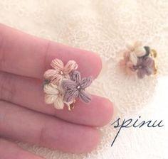 Spinu's crochet,earrings