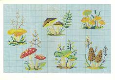 Scandinavian Cross Stitch DMC Book No. by patternpeddlerannex