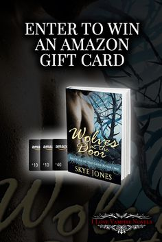 Win up to $60 in Amazon Gift Cards or eBooks from Author Skye Jones  http://www.ilovevampirenovels.com/giveaways/win-60-amazon-gift-card-author-skye-jones/?lucky=245753