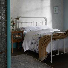 1b4d7f2364269 BuyJohn Lewis Botanist Metal Bed Frame