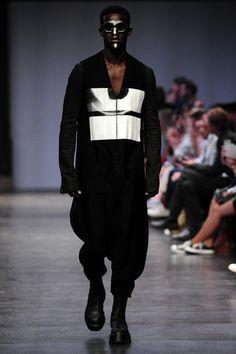 Julius Menswear Spring Summer 2016 Fashion Show in Paris