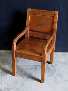 Village Arm Chair – Hip and Humble Home