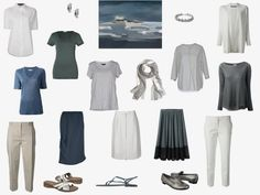 Capsule wardrobe inspired by Art: Nicolas de Stael's Abstract | The Vivienne Files