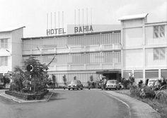 TURISMO-HOTEL BAHIA: Santa Isabel. Fernando Poo (Guinea Ecuatorial). 14-12-1963.- Vistas del Hotel Bahía en la ciudad guineana. EFE/aa