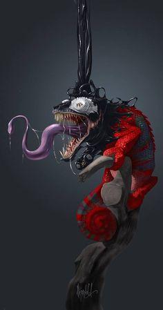 Venom .A Wicked Engine: Photo