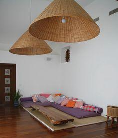 Sala de meditação Biofuton