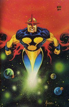 Nova of Marvel Comics