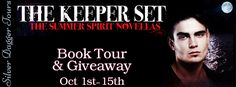 TheKeeper SetbySamantha JacobeyGenre:Urban Fantasy Paranormal Romance    Noone EVER had a summer romance like this.  WhenCharlie visited another plane parallel to our own he discovered that  Summer Angels and Dark Angels battle over the fate of man. Faced with  choices no one should ever have to make his adventure has been  fraught with twists and turns with life and death hanging in the  balance. His guardian Clarisse is the half that makes him whole  but sinister forces conspire to do more…