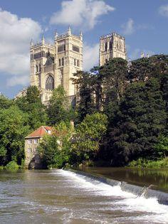 Durham Cathedral, UK