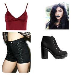 """Untitled #95"" by lorraineemmy on Polyvore featuring Tripp, Lipsy and H&M"