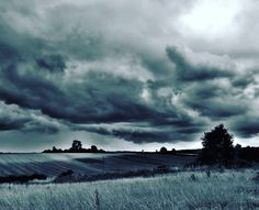 Shelter from the storm: readers' photos on the theme of rain: | Rain in the Cotswolds    Photo: PaulysFelton/GuardianWitness