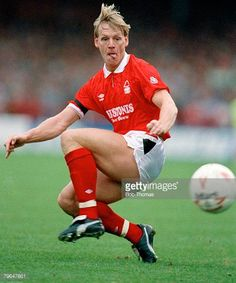 October 1990 Division 1 Stuart Pearce Nottingham Forest defender who won 78 England caps between 19872000 Nottingham Forest Football Club, Nottingham Forest Fc, Football Kits, Football Players, France Euro, Believe In Miracles, Division