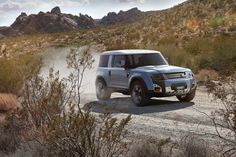 New Land Rover Defender to Sport Radically Different Look - Carscoops