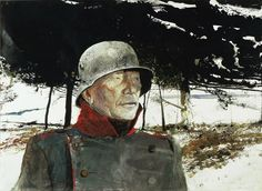 Andrew Wyeth is a featured artist in The Figurative Artist's Handbook by Robert Zeller @robzellerart and Monacelli Press. Wyeth is one of the best-known U.S. artists of the 20th century. His father, N.C. Wyeth, was an art luminary in his own right....