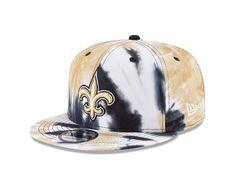 f5486d3303a New Era New Orleans Saints Marbled Team 9FIFTY Snapback Adjustable NFL Hat