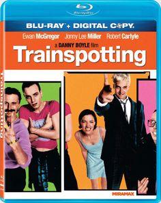 Trainspotting en blu-ray