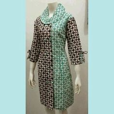 Batik Premio Guerra dress