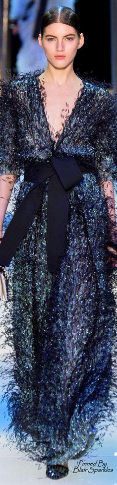 Spring 2015 Couture Armani Privé www.bibleforfashion.com/blog #bibleforfashion