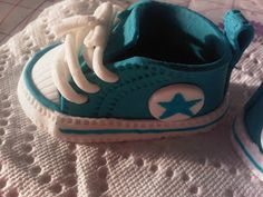 baby all star shoe tutorial and template.