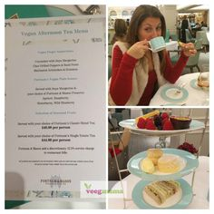 Tea With Me And Friends: Tips and Recommendations For a Vegan Afternoon Tea