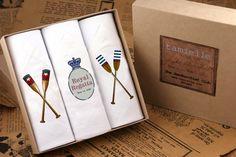 Ladies and Mens Handkerchiefs - tamielle - Cotton Hankies Whiskey, Handkerchiefs, Pure Products, Gifts, Gentleman, Whisky, Presents, Gentleman Style, Favors