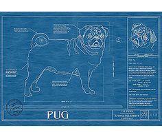 Pug Blueprint
