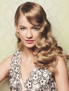 How To: Easy Summer Hair : Lucky Magazine
