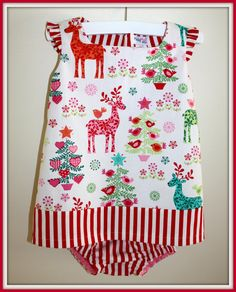 MaisyMoo Designs 'Sweet Christmas'  baby to by MaisyMooDesigns, $57.00