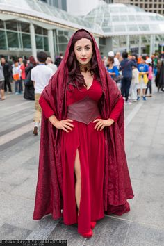 Amazon.com: Sidnor GoT Game of Thrones The Red Woman Melisandre ...