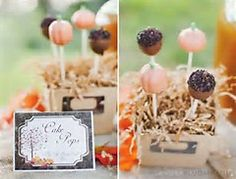Image result for fall baby shower