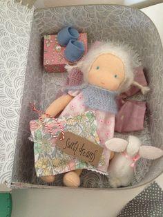 Little suitcase full of joy!