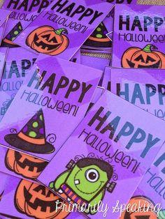 Halloween Brag Tag FREEBIE!                                                                                                                                                     More