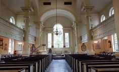 Christ Church Philadelphia - church of our country's founding fathers