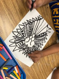 Zamorano Fine Arts Academy student work and real-world collaborations. Art projects created by students in San Diego. Back To School Art Activity, Art School, Batik Art, Art Academy, Student Work, Art Activities, Art Education, Teaching Resources, Art Projects