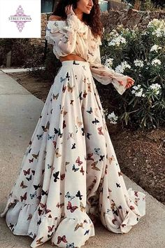 Sexy Off Shoulder Butterflies Floral Printed Maxi Dress - Sexy Off Shoulder But. - Sexy Off Shoulder Butterflies Floral Printed Maxi Dress – Sexy Off Shoulder Butterflies Floral Printed Maxi Dress – PINKSIA Source by tigerundmonkey – Source by - Elegant Maxi Dress, Sexy Maxi Dress, Maxi Dress With Sleeves, Boho Dress, Sexy Dresses, Casual Dresses, Fashion Dresses, Flowy Dresses, Summer Maxi Dresses