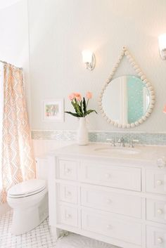 Great #lighting in this bathroom! Shop for #led lights at maxximastyle.com