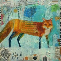 What does the Fox say by Judy Paul