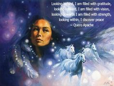 Apache prayer