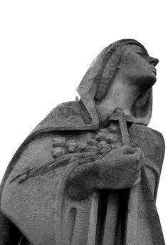 #Anahy #Aer #Cemetery #LaUnion #Cartagena #Spain #Sculpture