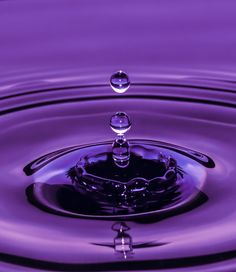 water drop 6 by youssef elboukhari on 500px