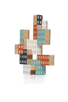 1 | Students Design 22 Playful Wooden Toys For Kids | Co.Design