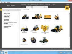 JCB Service Parts Pro 1.18