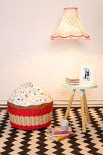 Woouf Cupcake Floor Cushion