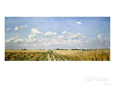 Summer, 1872 Prints by Camille Pissarro at AllPosters.com