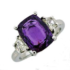 This fall, fashion sources at Jewelers of America say that the palate of choice is PURPLE! Don't overlook this jewelry trend; choose a royal purple palate like amethyst, tanzanite, sapphire, mother of pearl, cultured pearls, spinel and more!