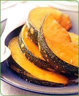 Apple Cinnamon Acorn Squash- We tried this last night, very easy and good!