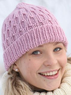 Nordic Yarns and Design since 1928 Knitting Patterns Free, Knit Patterns, Free Knitting, Knit Crochet, Crochet Hats, Kids Hats, Crochet Accessories, Hats For Women, Handicraft