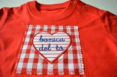 Bonica del Tó - camiseta via Lady Dilema. Click on the image to see more!